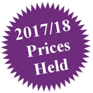 2017.18 Prices Held